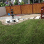 Redbelly Landscapes - Gallery Images Small House Fountain